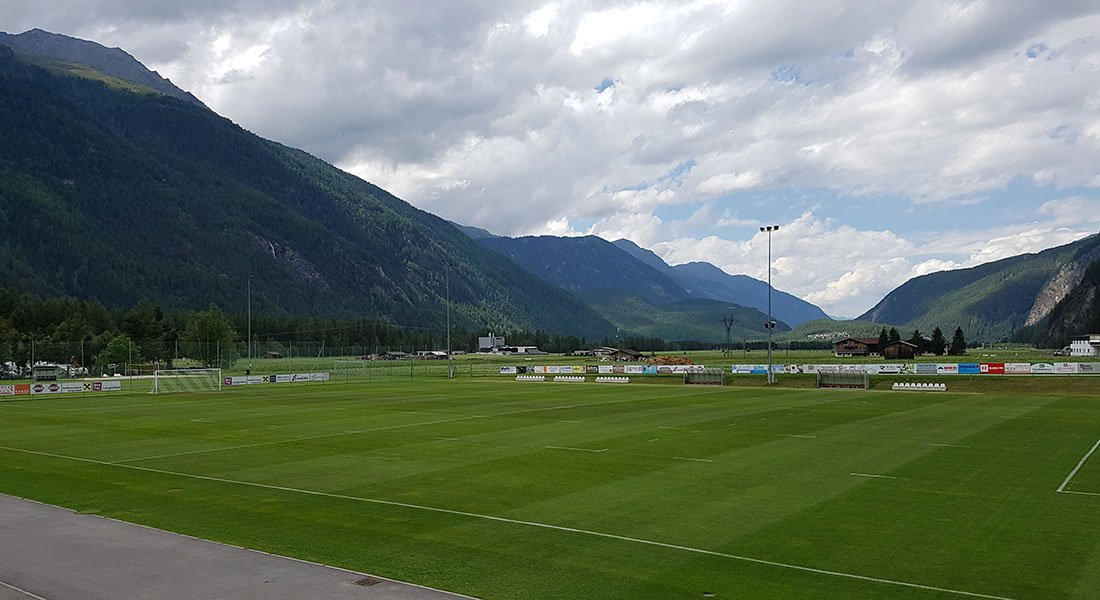 Sportplatz SV Raika Längenfeld